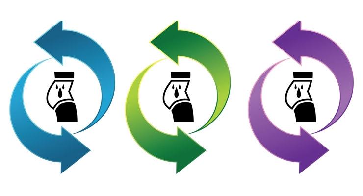 Dù bắt đầu khởi động từ tháng 10/2017, song dự án mũi nhọn này vẫn chưa được cấp phép để bán các sản phẩm tái chế từ bỉm.