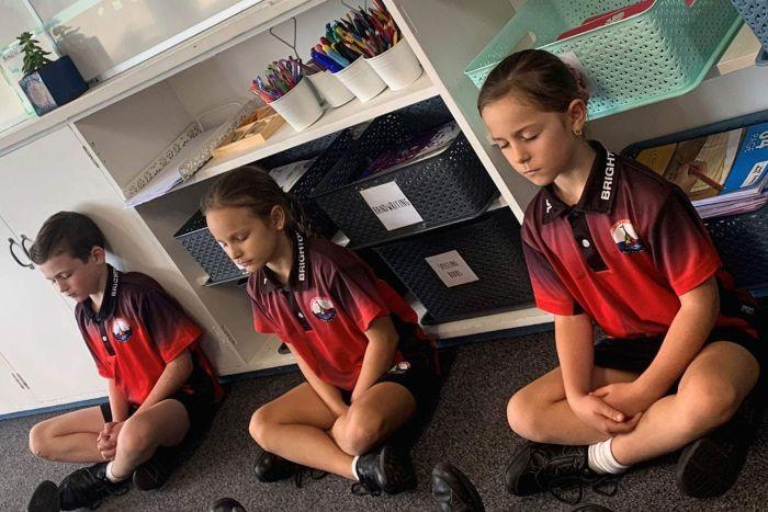 Trường học tại Australia bắt đầu dạy thiền cho học sinh từ cách đây 3 năm.