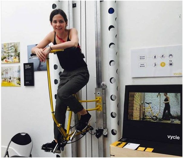 Vycle có thể được lắp tại những tòa nhà cũ, những nơi không thể lắp được hệ thống thang máy hiện đại.