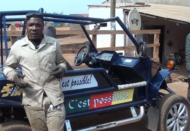 Đại đa số những chiếc xe ô tô ở Cameroon là hàng second-hand, vừa với túi tiền và nhu cầu đi lại vừa phải của người dân vùng vịnh Guinea.