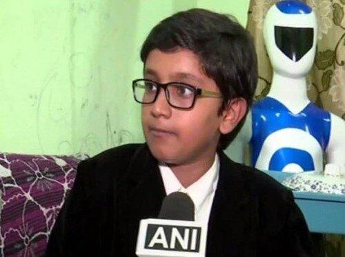 Thần đồng 12 tuổi, Mohammed Hasan Ali. Ảnh:  Indiatoday