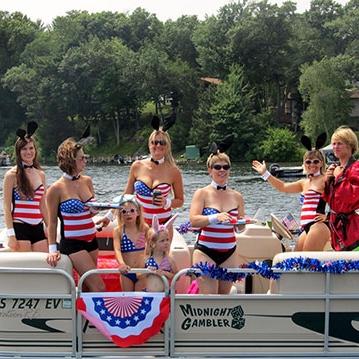 Boat Parade 2013 -