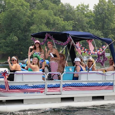 Boat Parade 2015 -