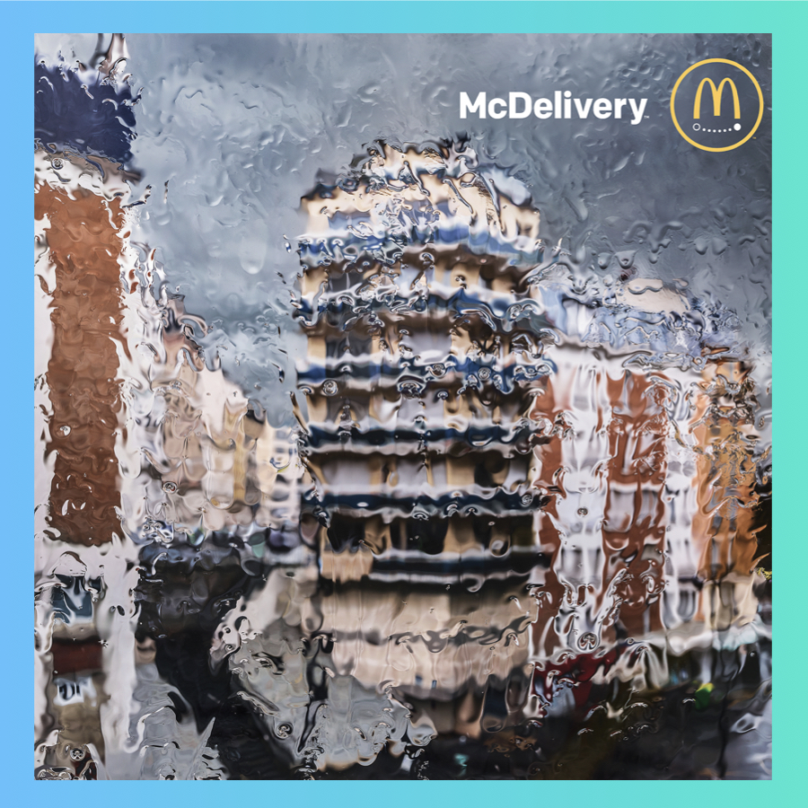 mCdelivery - McDonald'sTBWA\Paris