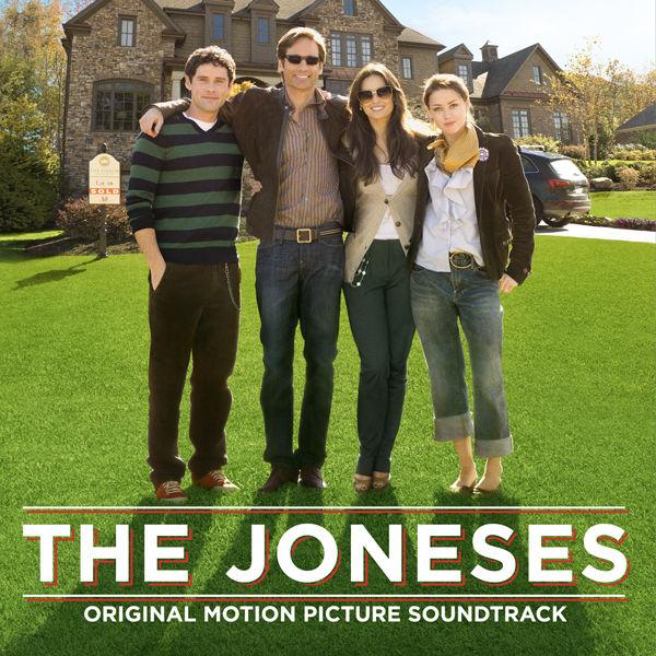 The Joneses Soundtrack Album Cover
