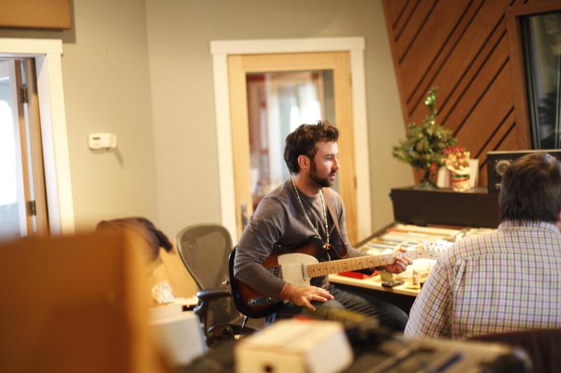 My Radio in the Studio
