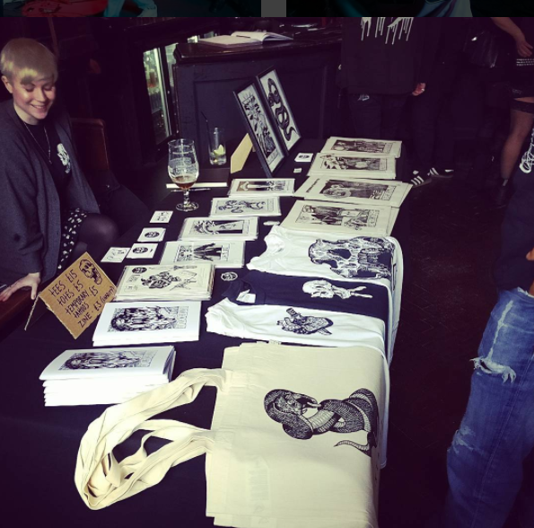 SOUTH OF THE RIVER RECORD FAIR