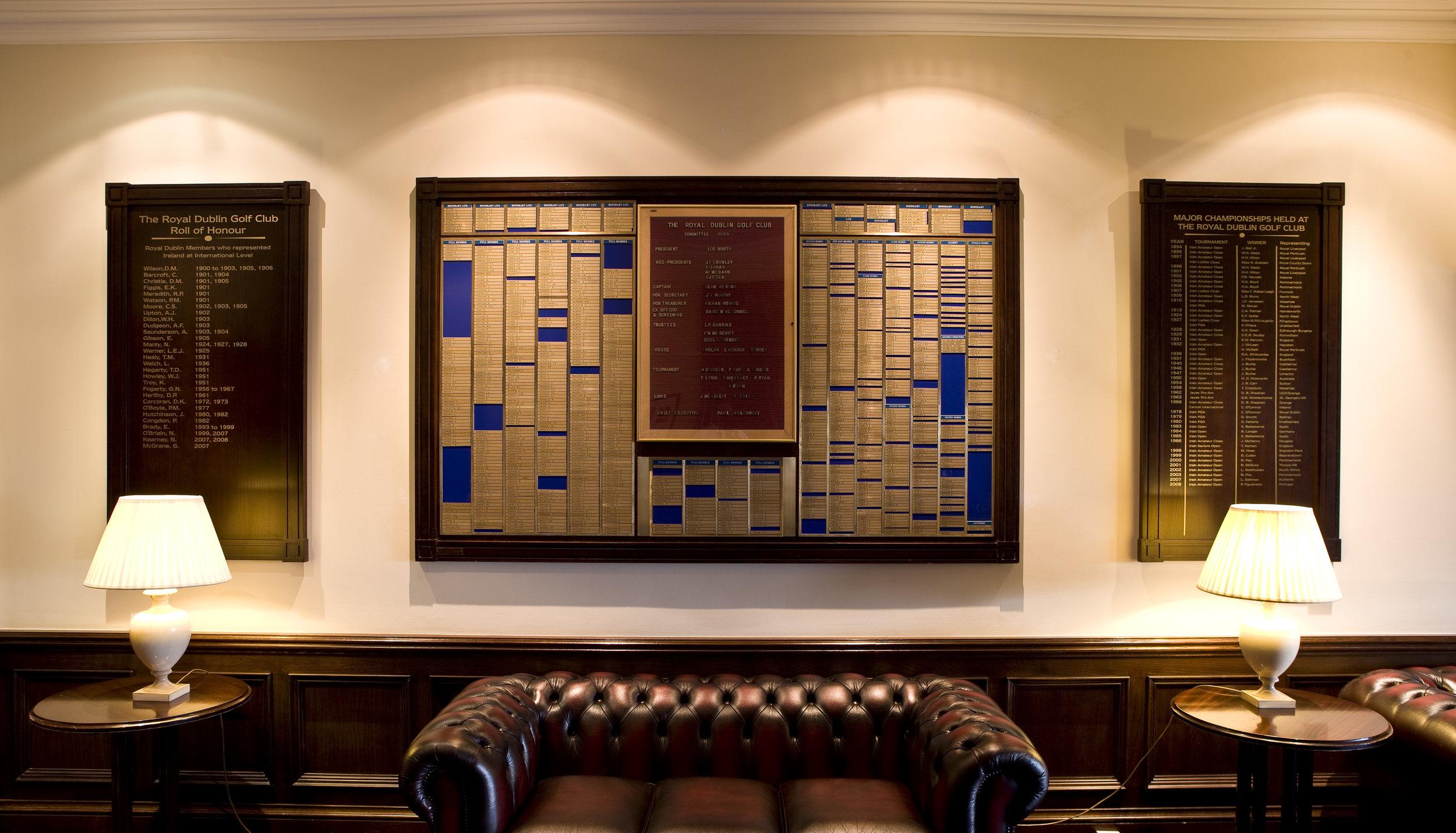 Royal Dublin#Golf Club