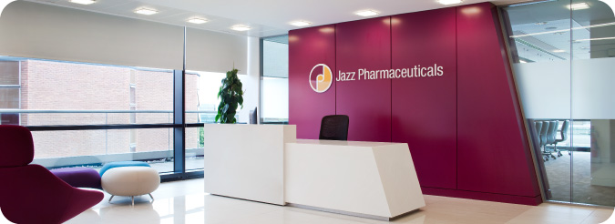 Jazz Pharmceuticals#Ireland