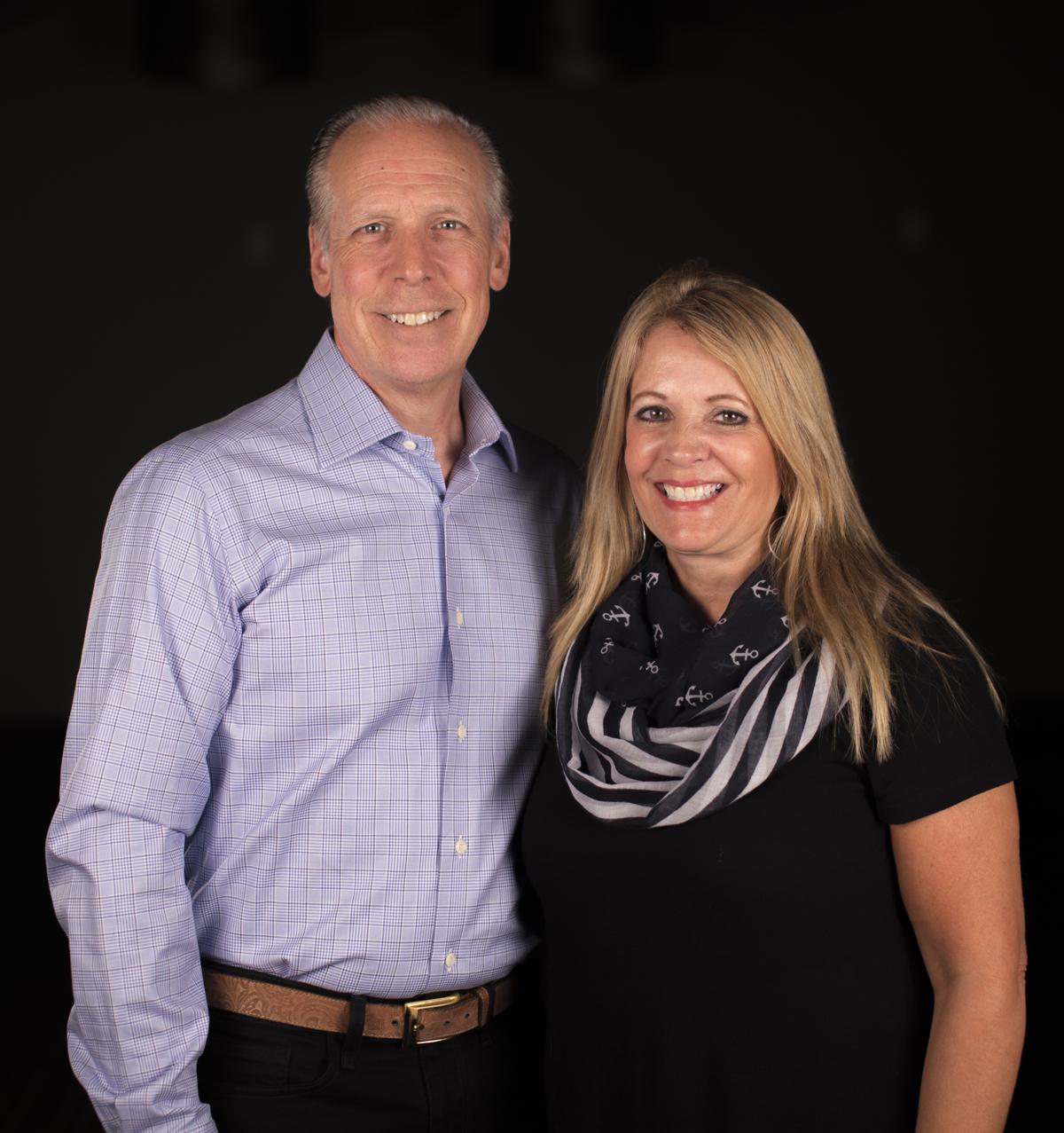Pastors Stephen & Nancy Boyce  | Senior Pastors of New Life