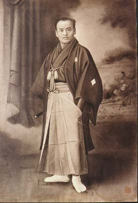 Sokaku Takeda  around age 30