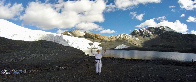 Pastoruri Glacier, Peru (16,330 ft.)
