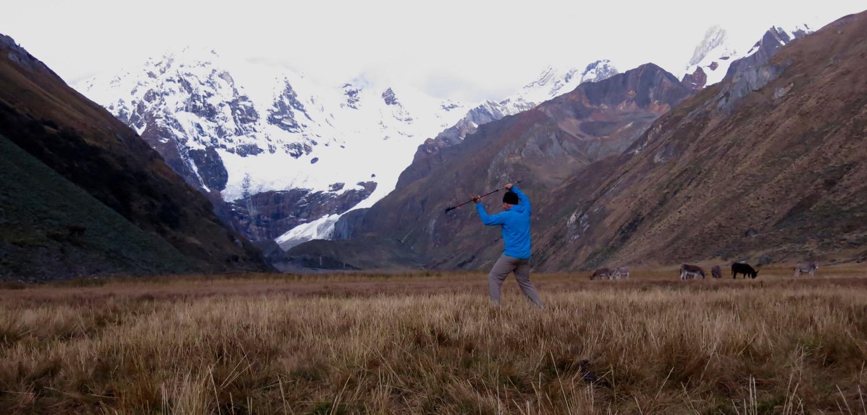 Cordillera Huayhuash, Peru (13,319 ft.)