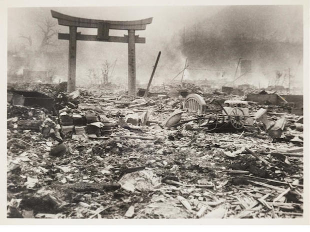 The Aftermath of August 9, 1945 in Nagasaki