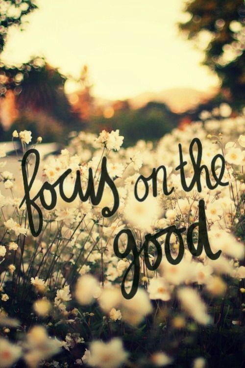 focusonthegood