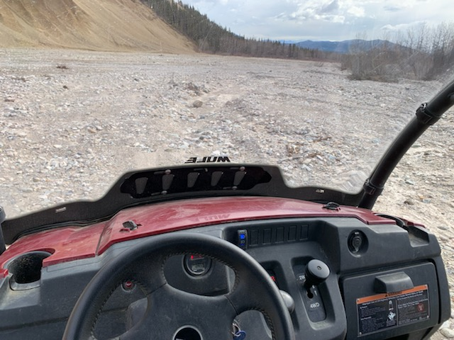 My first-ever ATV experience