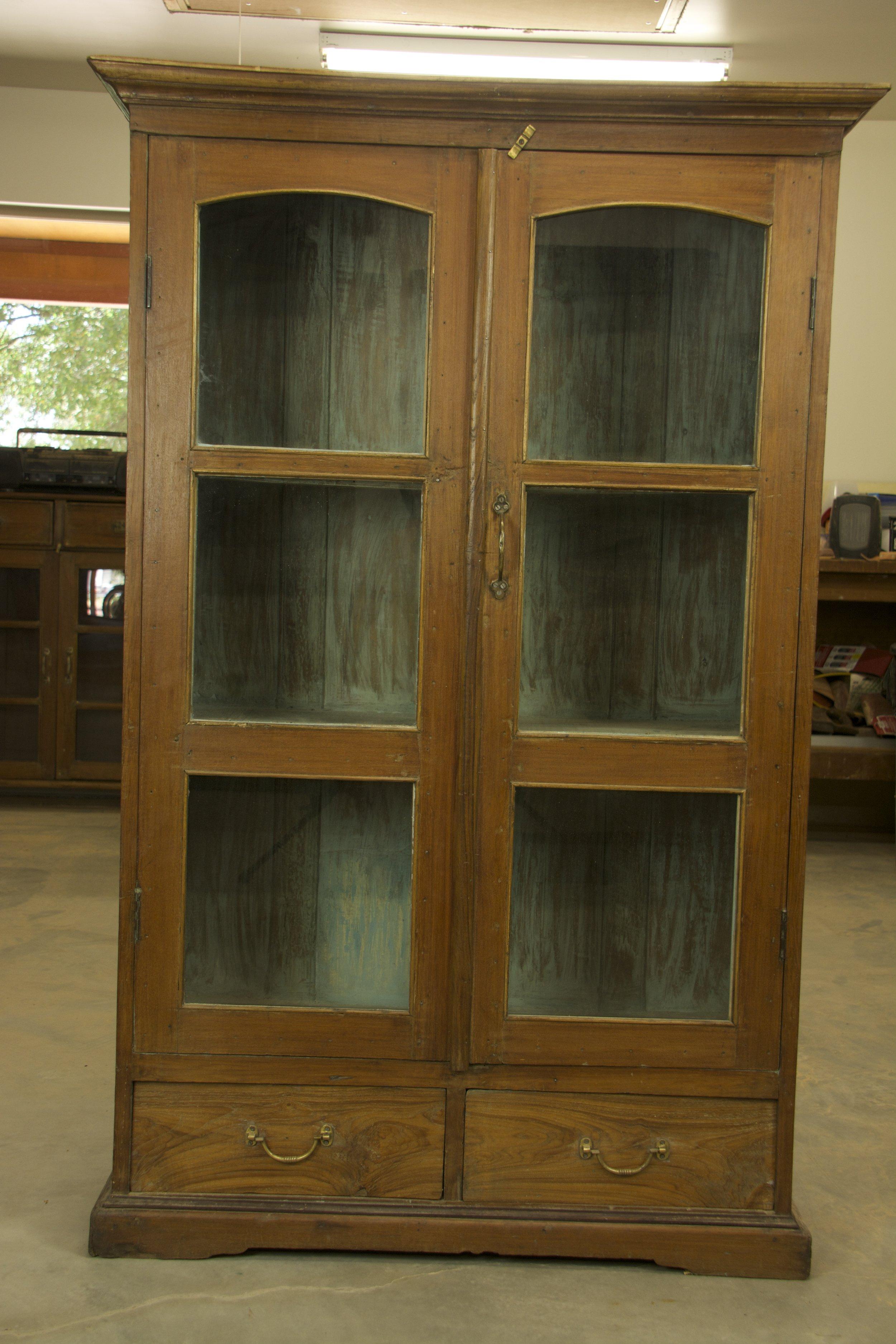 Almirah with Glass Doors