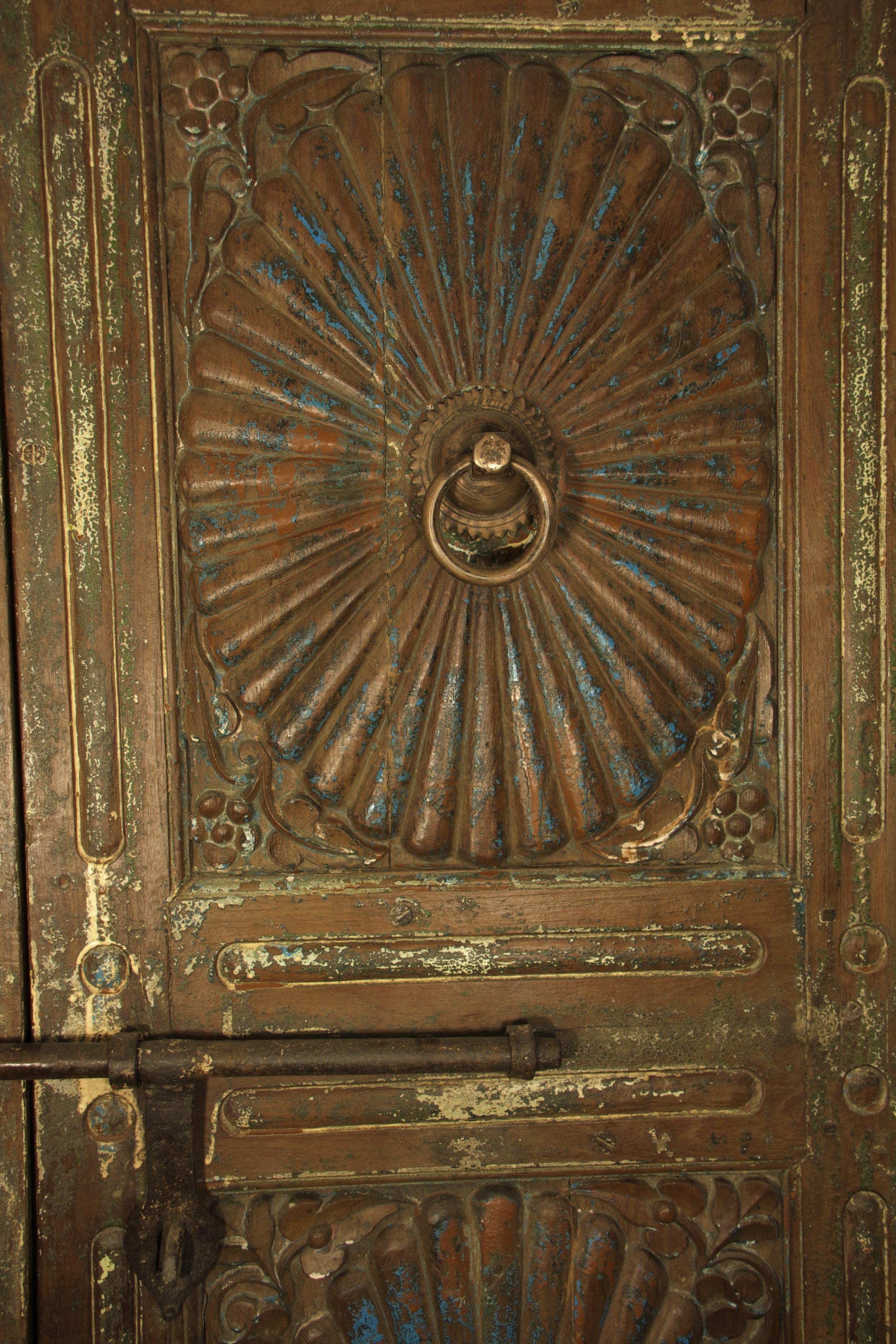 Sunburst Door