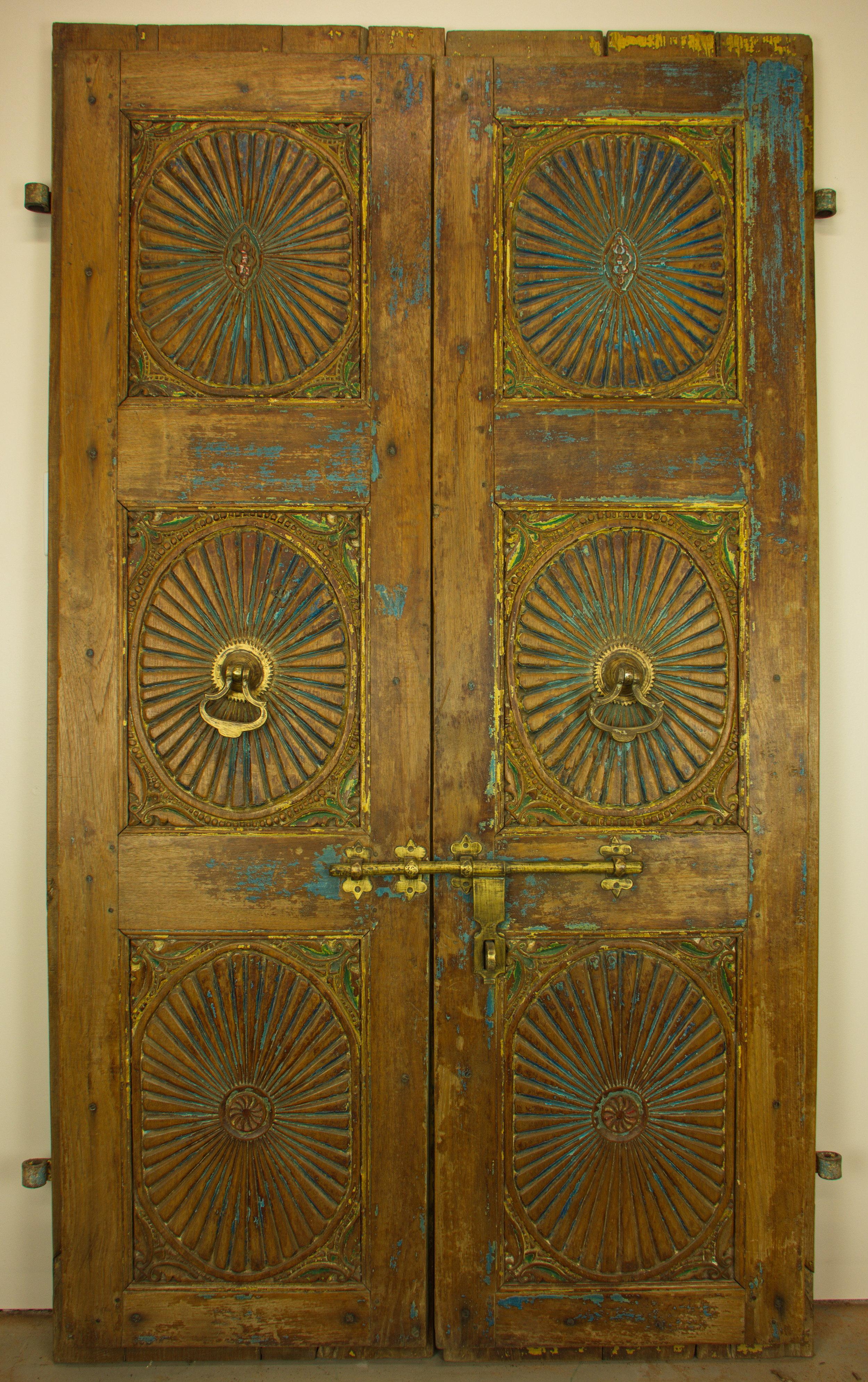 Sunray Door