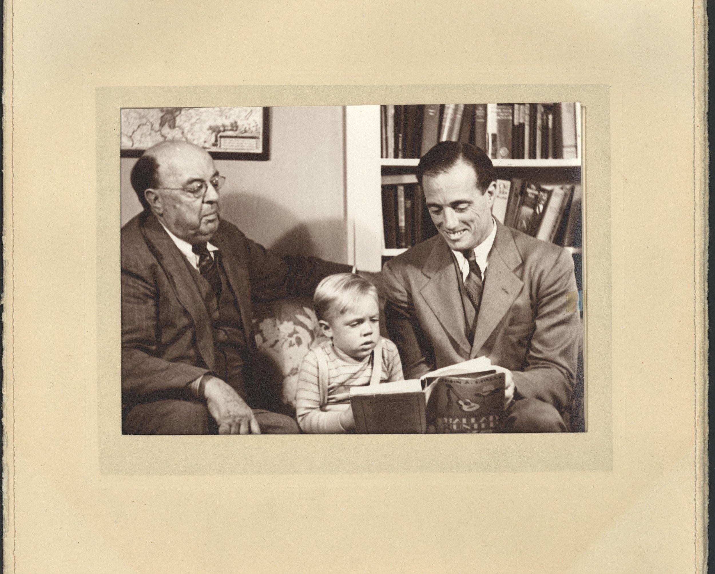 Three Johns, Dallas, 1947