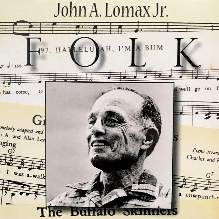 Folk John Lomax Jr