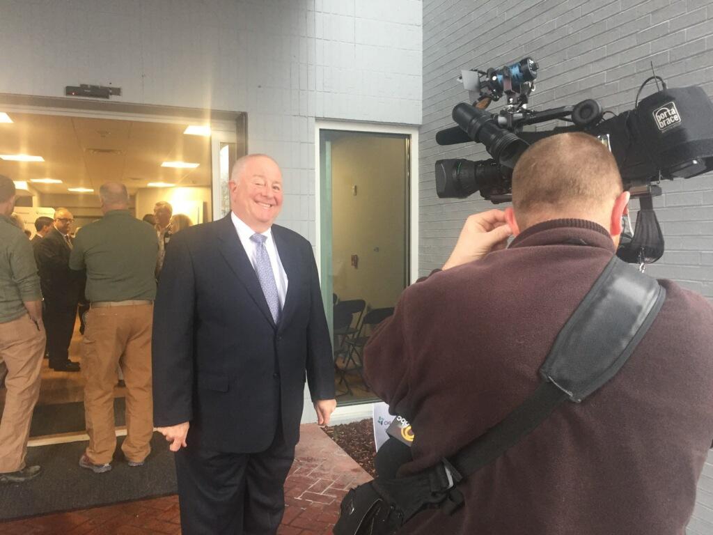 Larry Schumacher, CEO of CHI Memorial, interviewed by NewsChannel 9