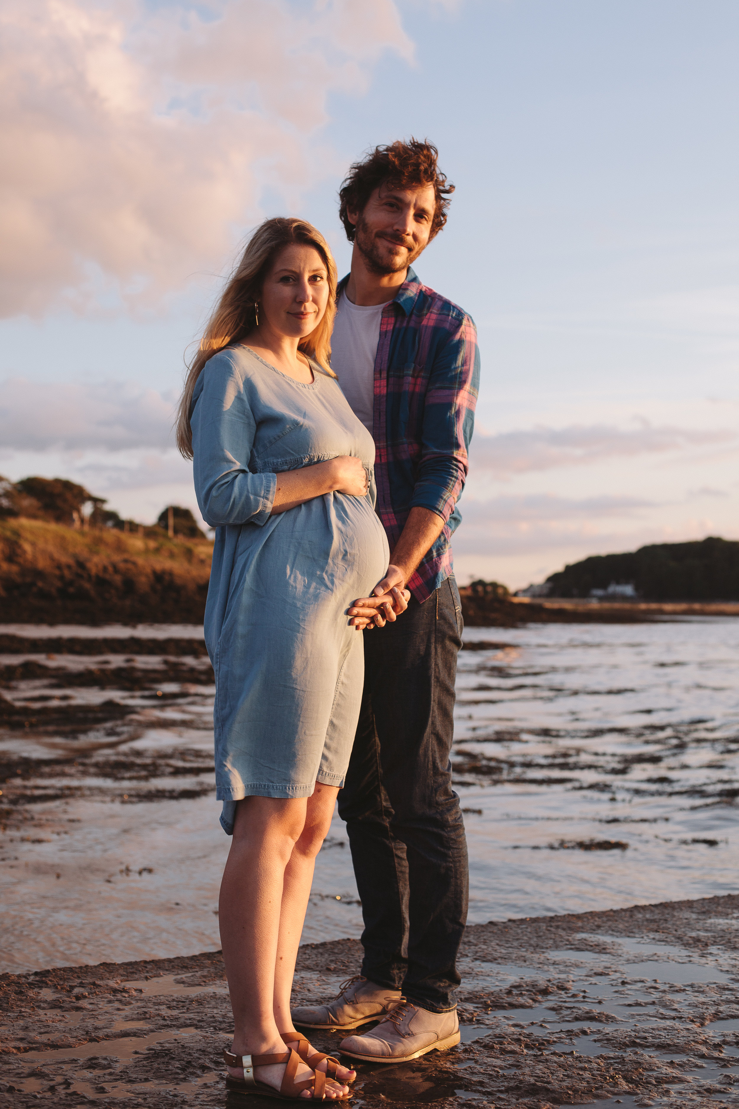 Bristol Natural Maternity photography clevedon Bath pregnancy photo shoot