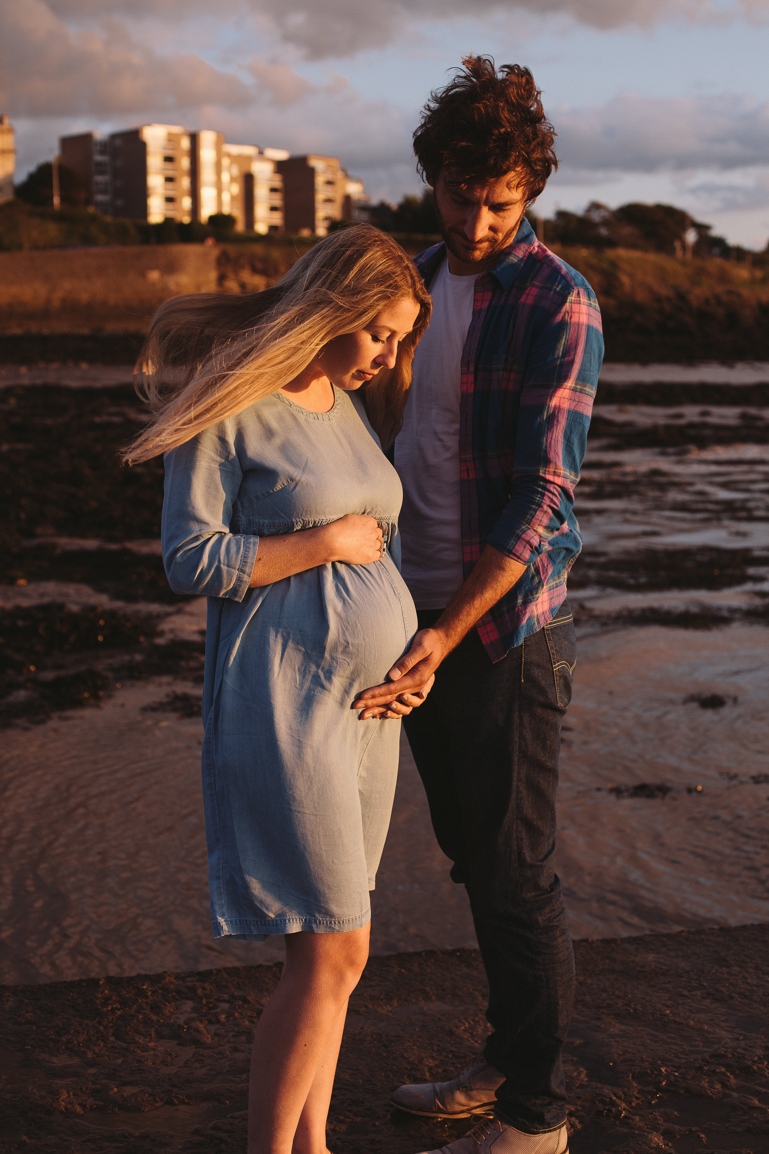 Bristol Natural Maternity photography clevedon pregnancy photo shoot