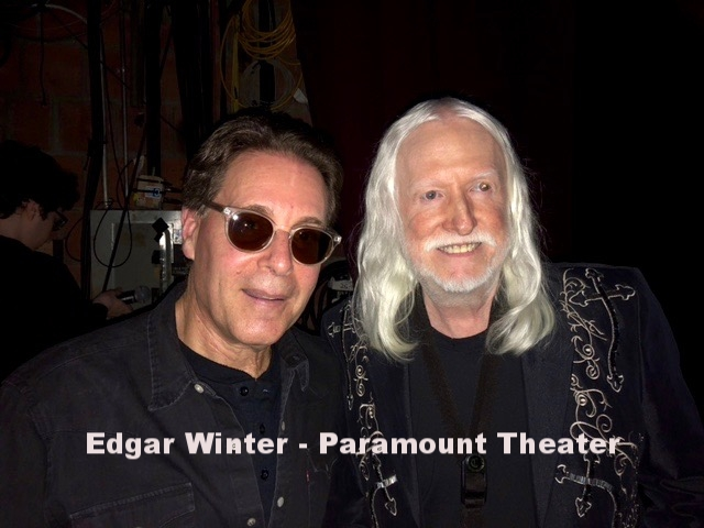 Hudson Paramount Theater - Opener For Edgar Winter