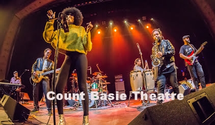 Count Basie Theatre - Opener For Boney James