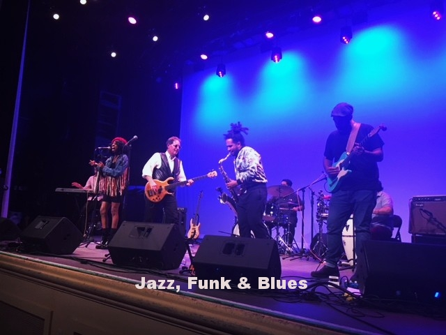 Jazz, Funk & Blues Festival