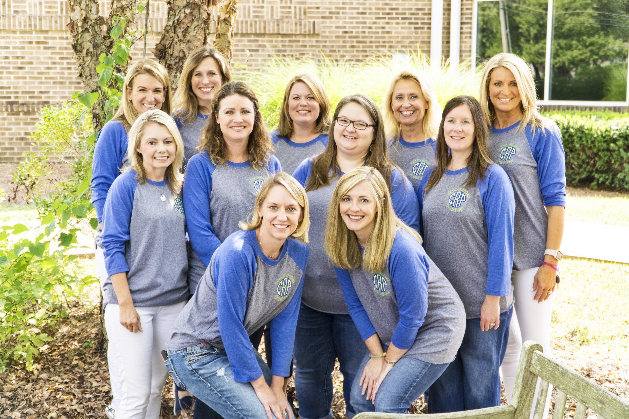 Concord Road Preschool Teachers