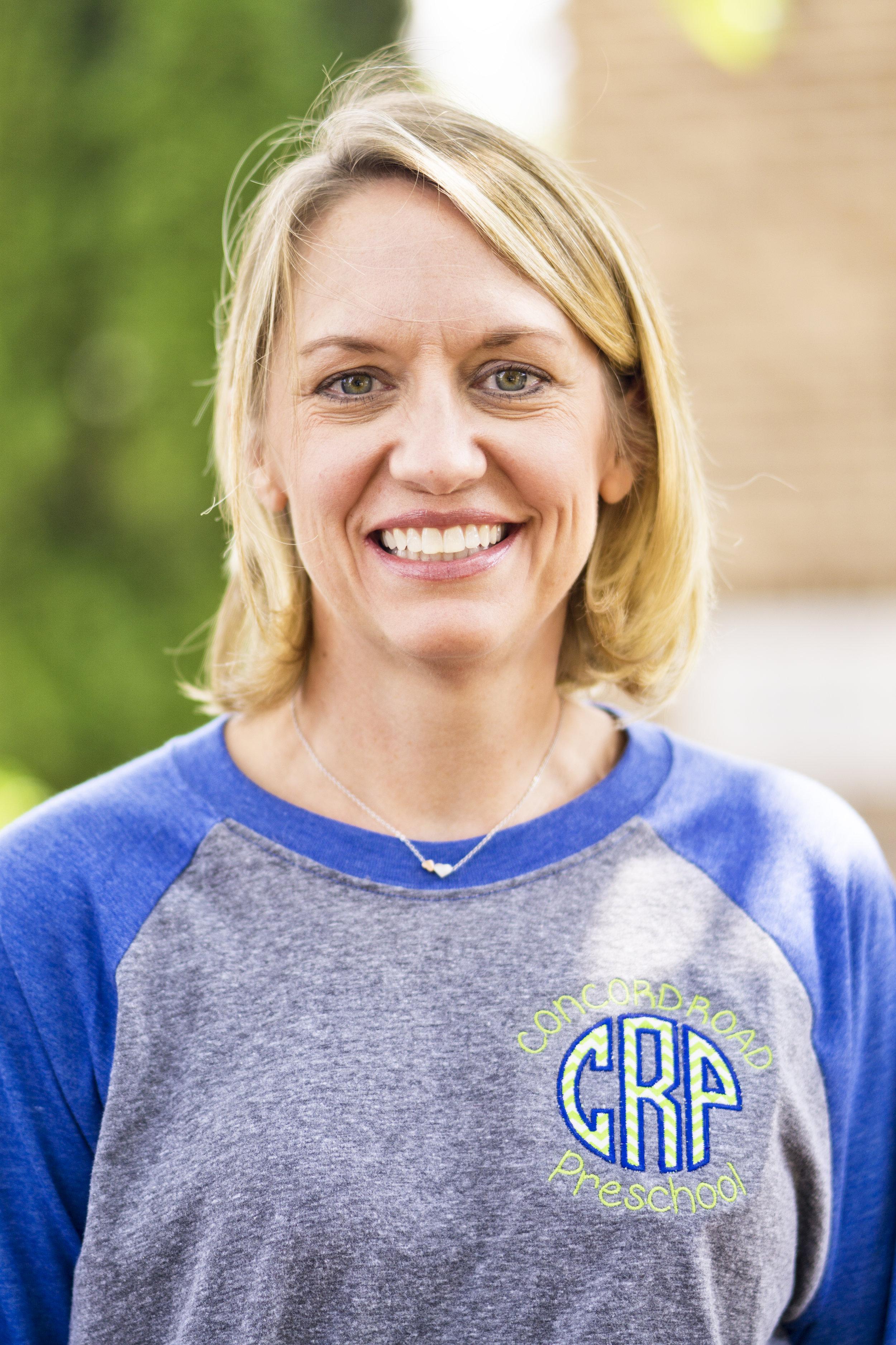 Mrs. Kelly - Pre-K 5 Teacher