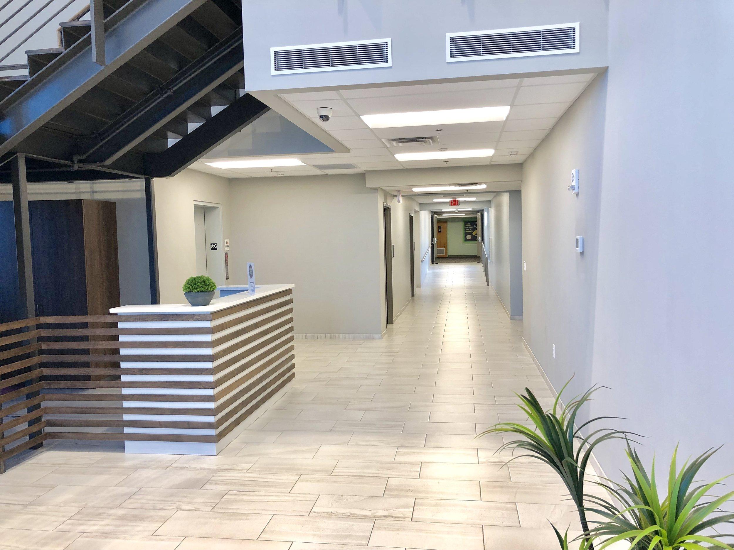 Children's Hallway