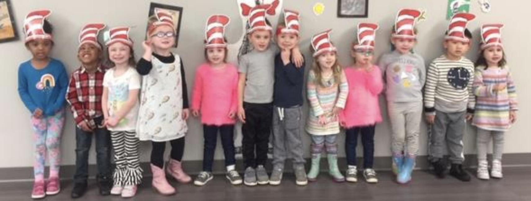 Pre-School Brentwood, Tennessee Cat in The Hat