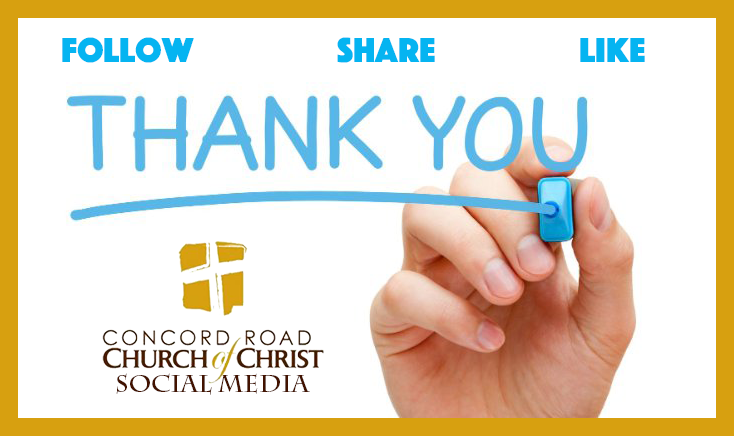 church of Christ Social Media