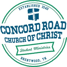 Concord+Road-Brentwood-Nashville-Tennessee-church+of+Christ-Youth+Group