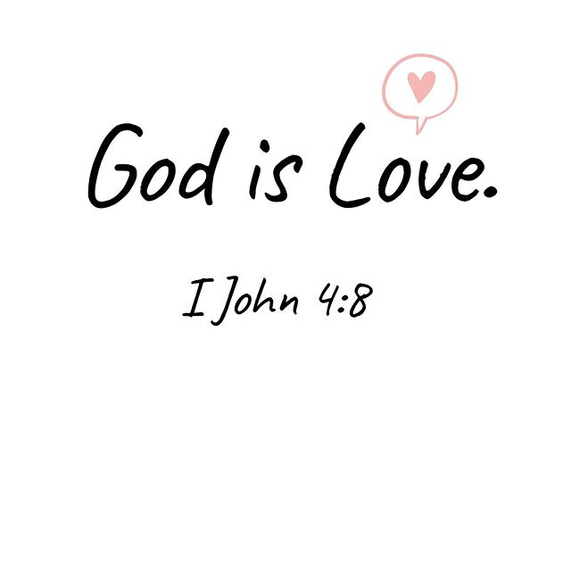 God is love. -  1 John 4:8  You are loved. You are loved. You are loved.  You...Are...Loved.  #godislove❤️ #youareloved❤️ #God #Love #jesuschrist #godsword #loveofgod❤️