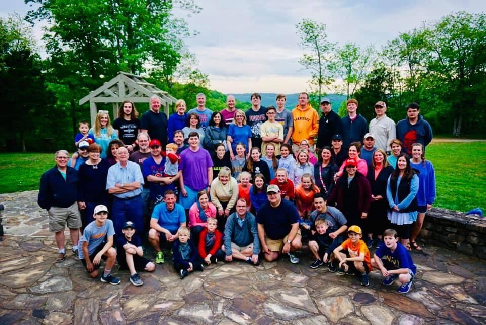 Family Retreat 2019, Monte Sano State Park, Alabama