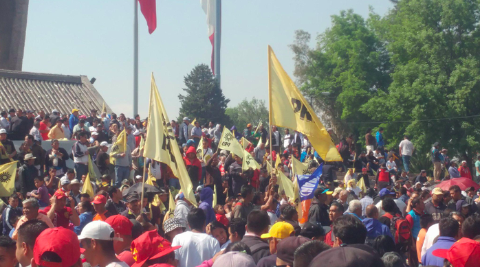 PRD, PAN Coalition Rally in Mexico City