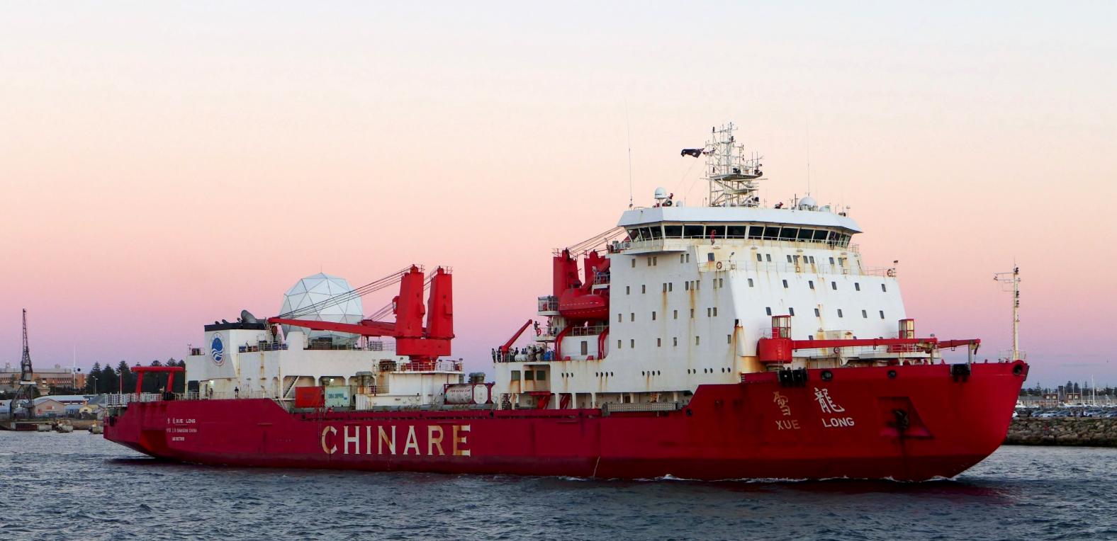 Polar Politics: How the South China Sea Illuminates China's Role in the Arctic