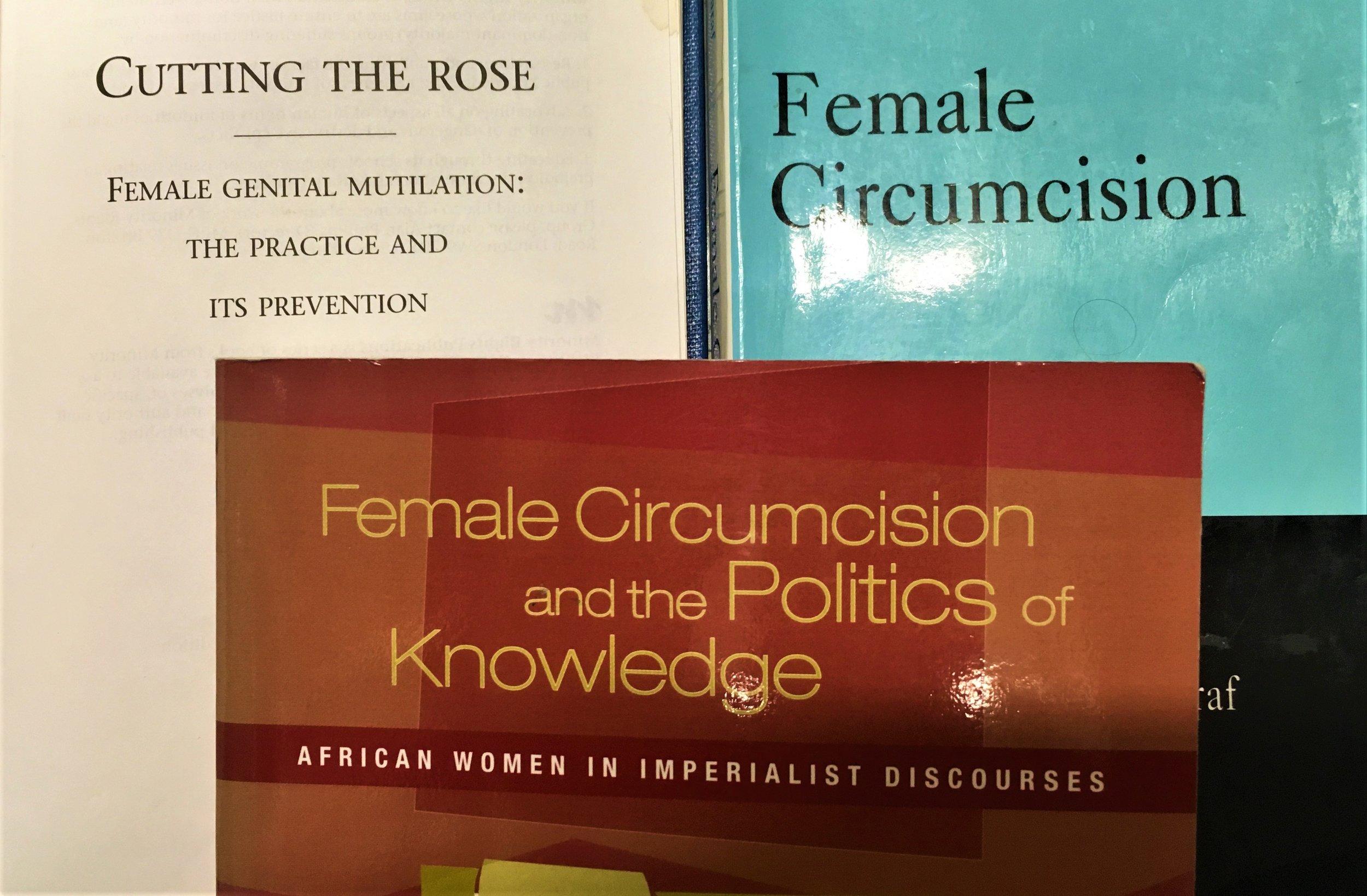 Academic debate on female genital mutilation