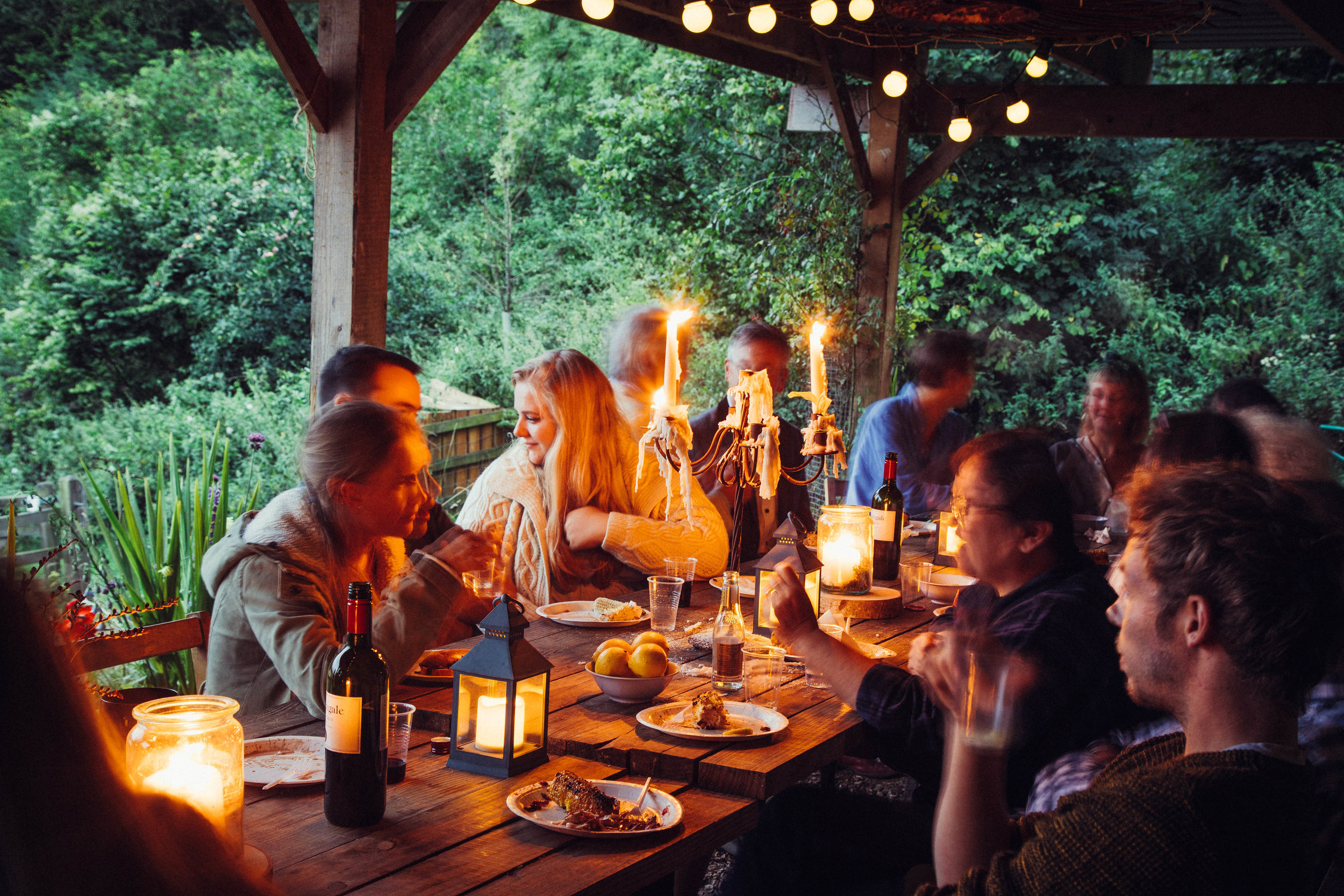 PRIVATE CHEF - Let us cook a delicious and atmospheric meal for your group whilst you take it easy