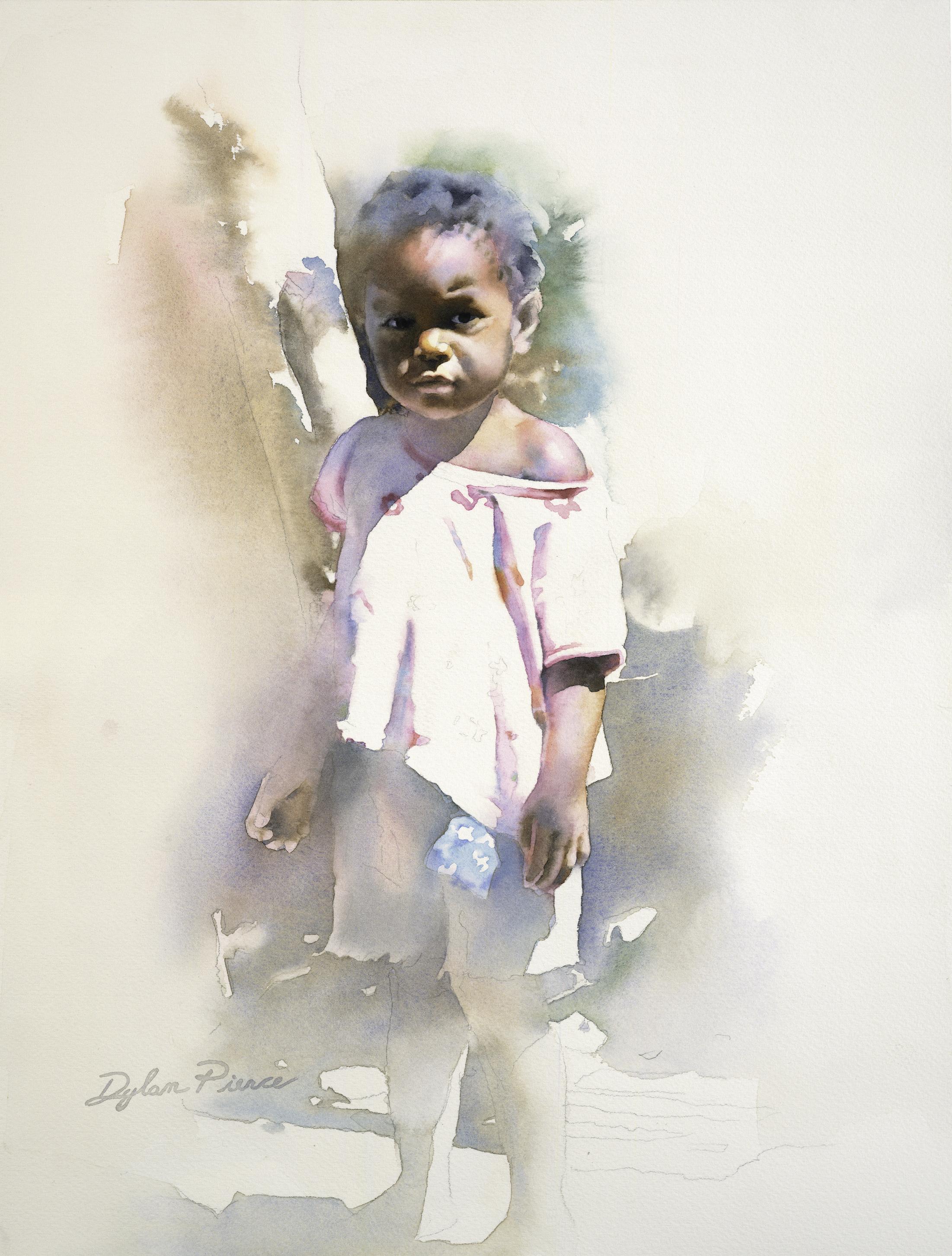 Dylan Pierce-Haitian Girl.jpg