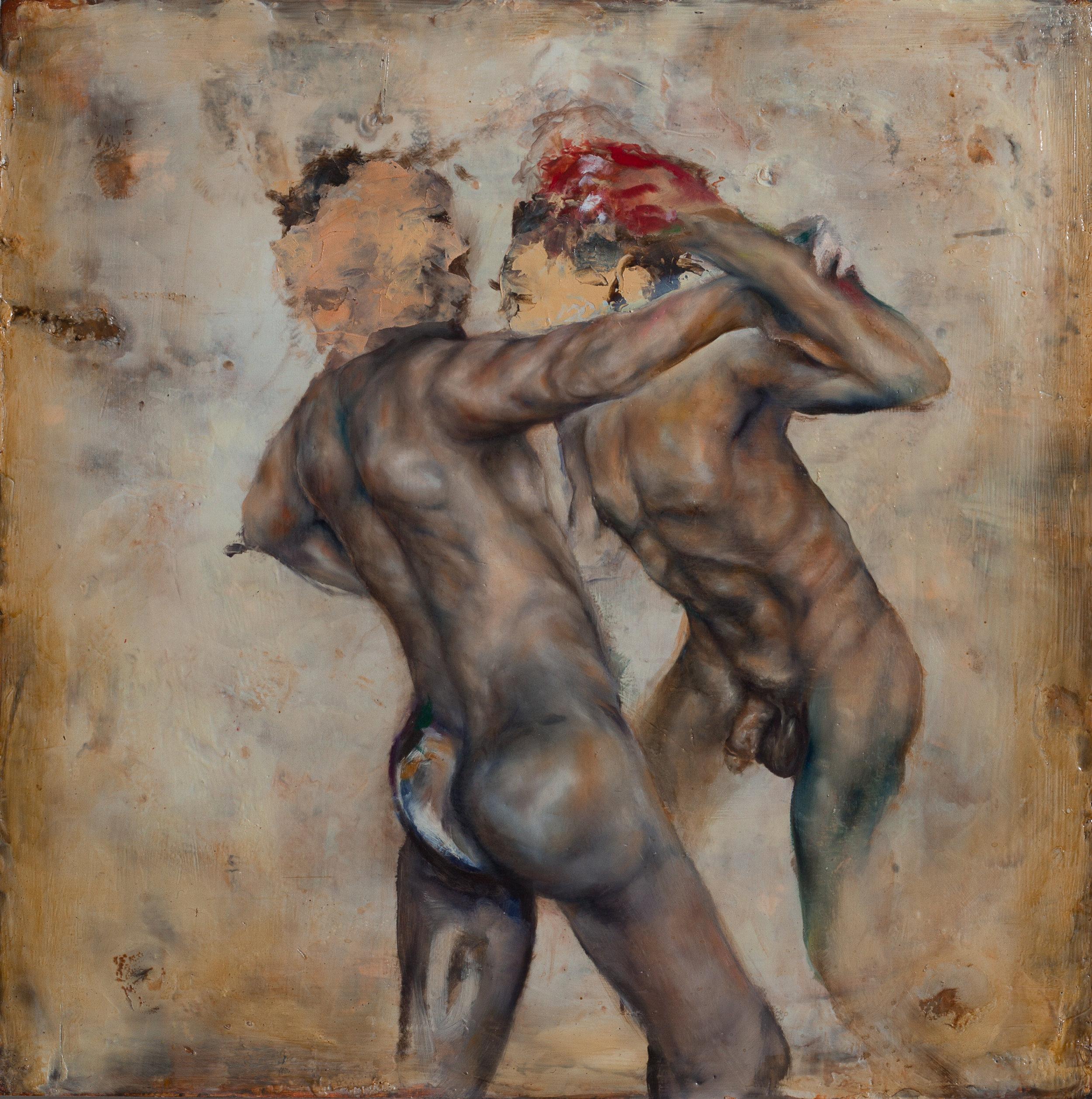 """Mimetic Rivalry"" by Eric Ondina"
