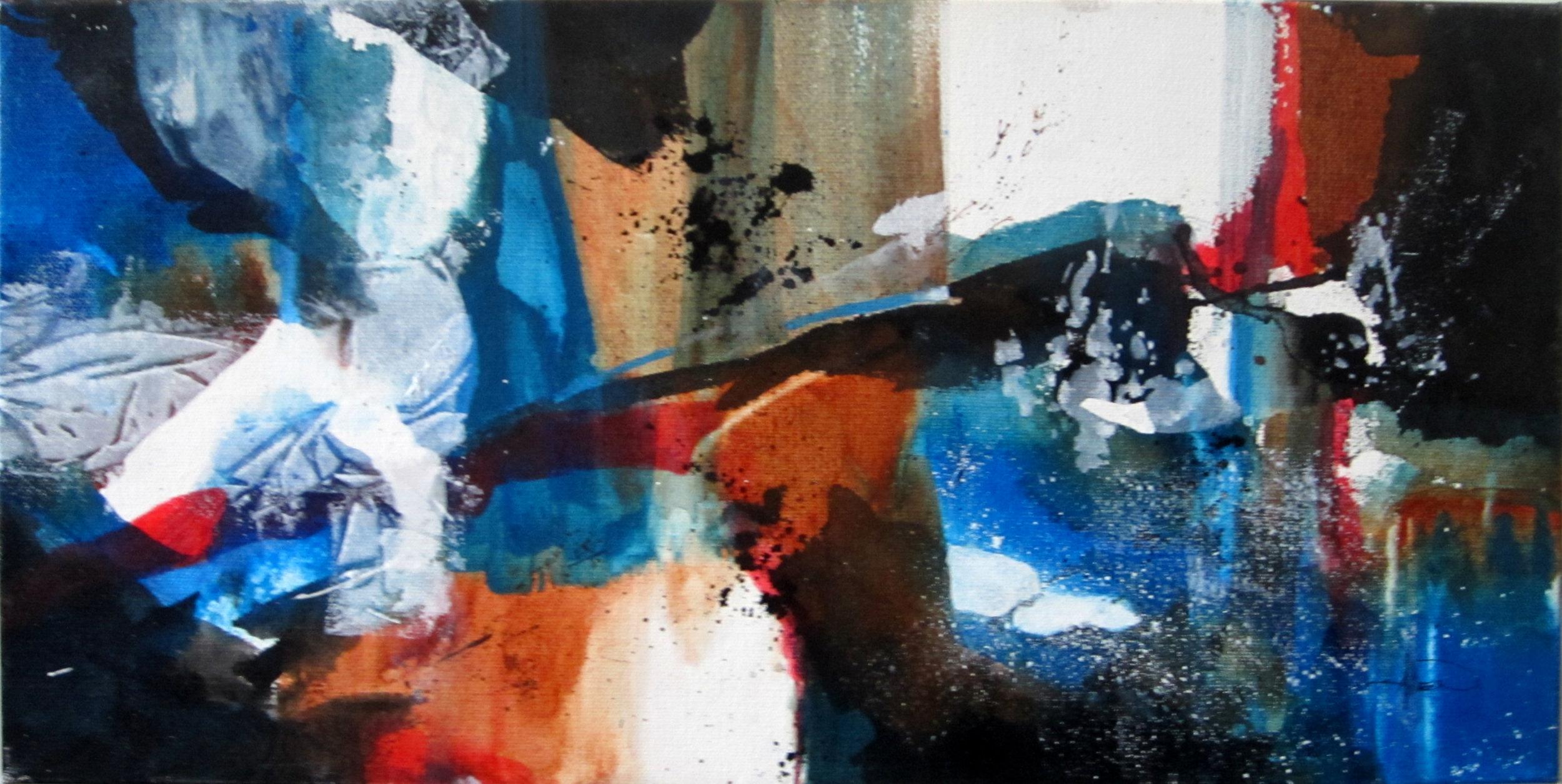Random Intent II by Sue Downes Allen