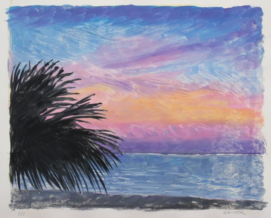 palm at dawn mono.jpg