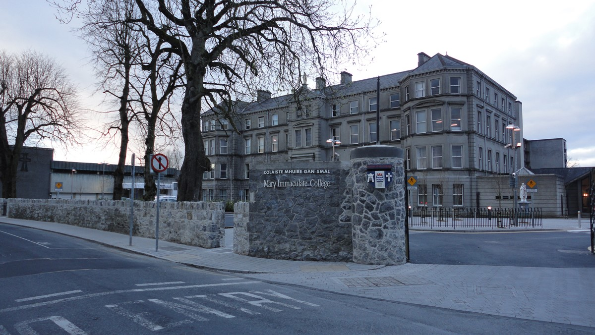 MARY IMACULATE COLLEGE,CO. LIMERICK -