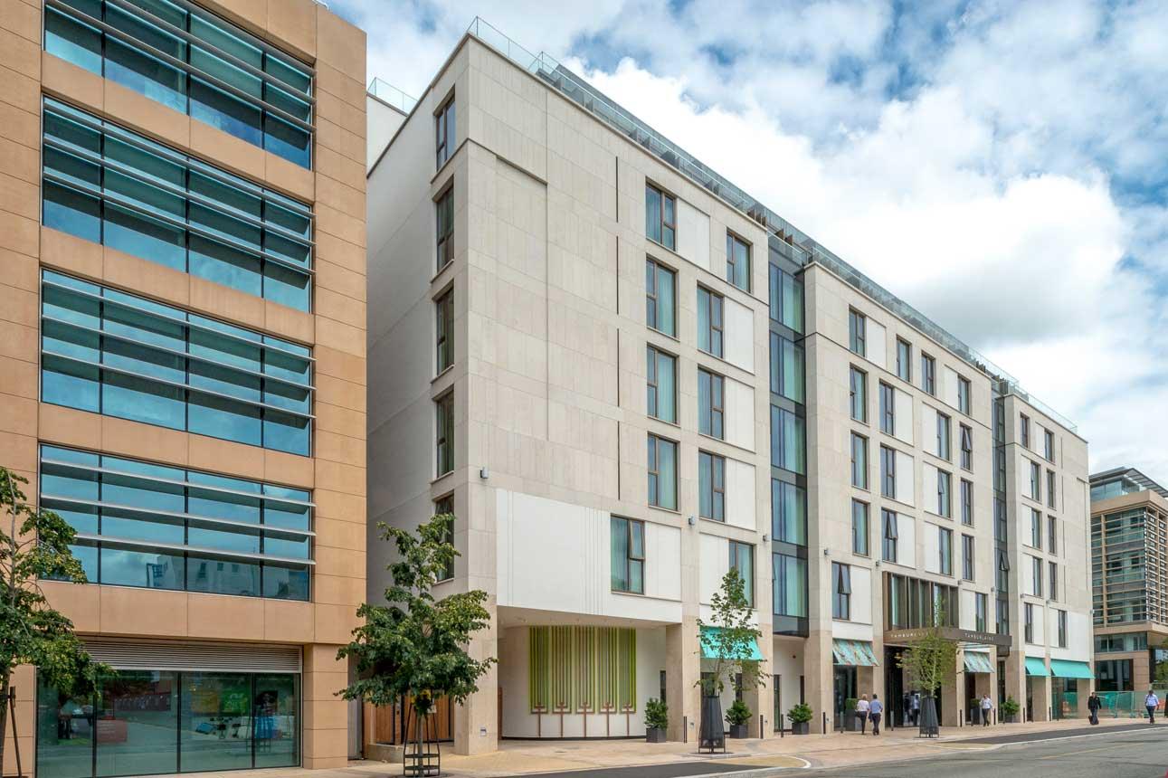 TAMBURLAINE HOTEL, CAMBRIDGE, UK