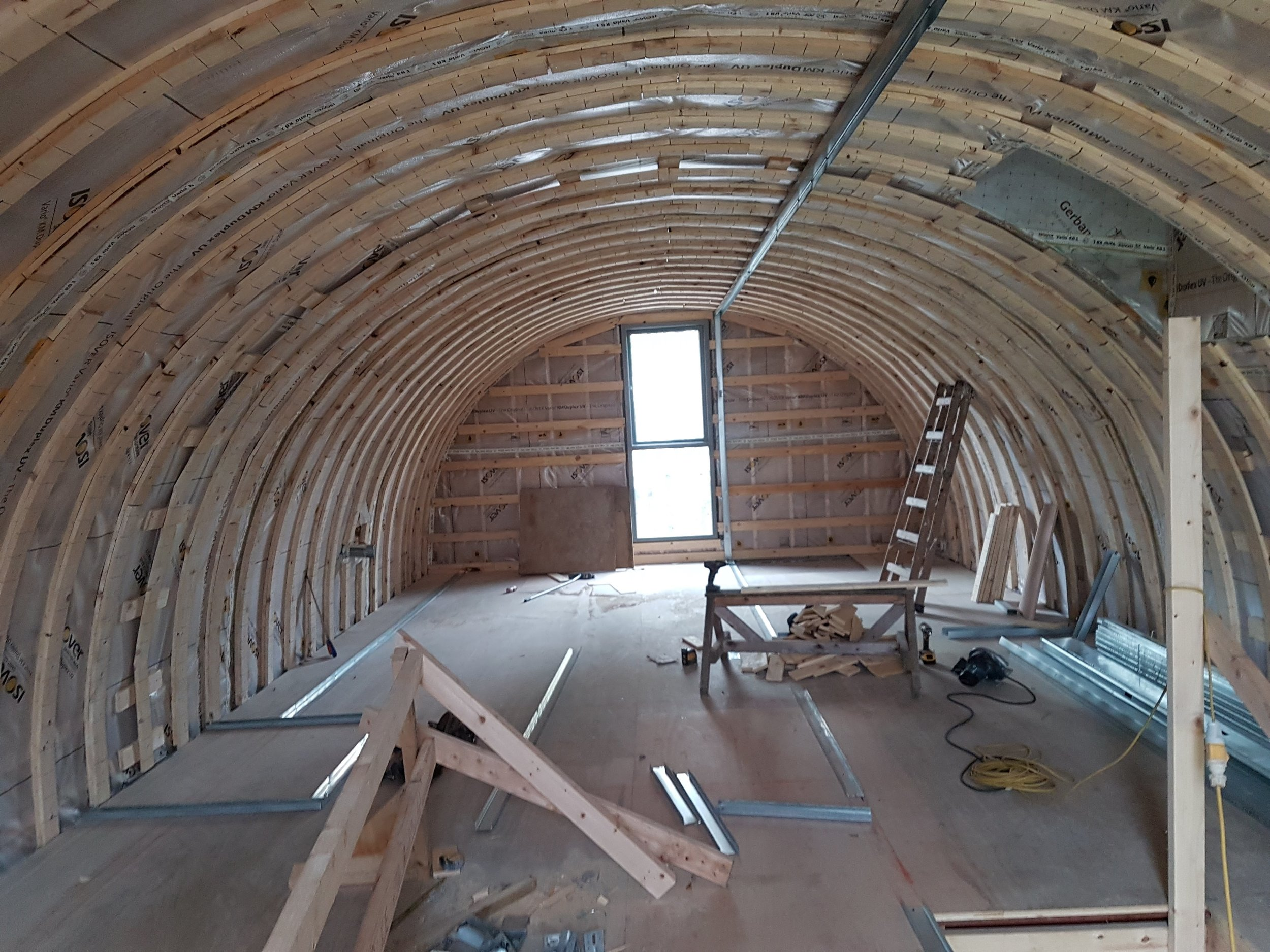 roof interior